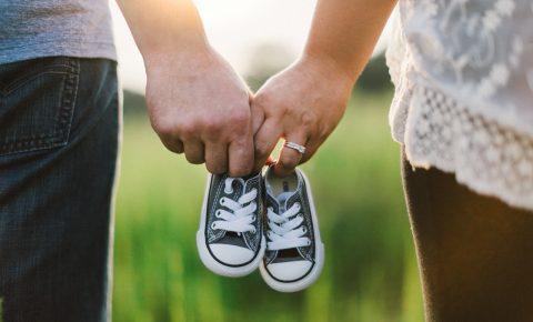 Eerste tekenen zwangerschap.