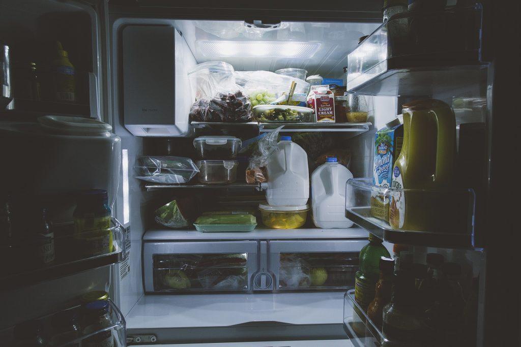 Bewaren borstvoeding koelkast.